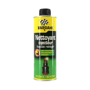 Добавка Bardahl Injector Cleaner 6 in 1 бензин