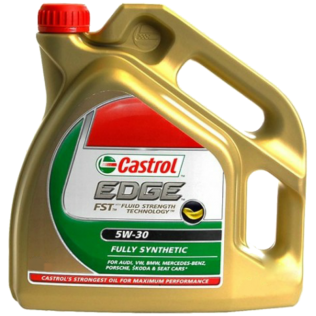 Масло CASTROL  EDGE FST 5W30 5L