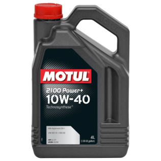 Масло MOTUL 2100 POWER+ 10W40 4L