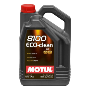 Масло MOTUL 8100 ECO-CLEAN 5W30 5L