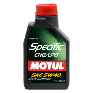Масло MOTUL SPECIFIC CNG/LPG 5W40 1L