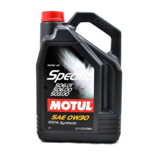 Масло MOTUL SPECIFIC VW 506.01 503.00 0W30 5L