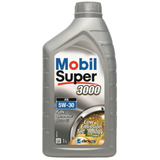Масло Mobil Super 3000 XE 5W-30 - 1л