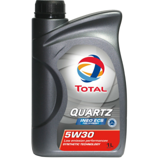 Масло TOTAL QUARTZ INEO ECS 5W30 1L