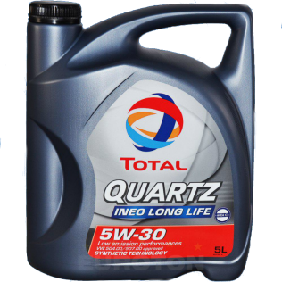 Масло TOTAL QUARTZ INEO LONG LIFE 5W30 5L
